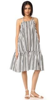 Воздушное платье в полоску Riviera Getaway Minkpink