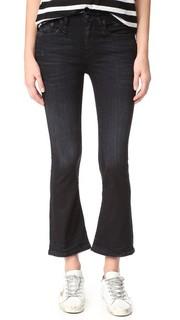 Расклешенные джинсы Kick R13