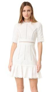 Платье с вышивкой Caravan Flip Zimmermann