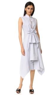 Платье-рубашка Waldorf Acler