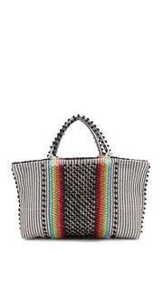 Эксклюзивная объемная сумка с короткими ручками Telti Fogu Antonello