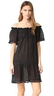 Пляжное платье Sol Devon Eberjey
