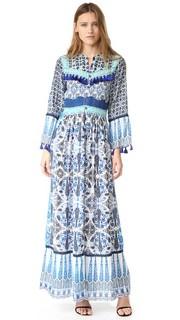 Длинное платье Ceramic Hemant and Nandita