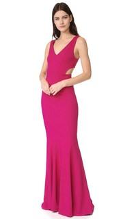 Вечернее платье ZAC Zac Posen Vera