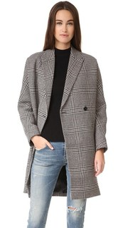 Пальто-кокон Donna Madewell