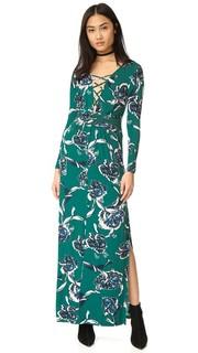 Макси-платье One & Only Yumi Kim