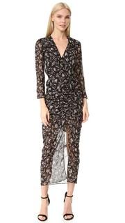 Платье с завязками Merril Veronica Beard