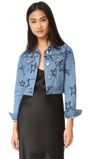 Укороченная куртка из денима Etre Cecile
