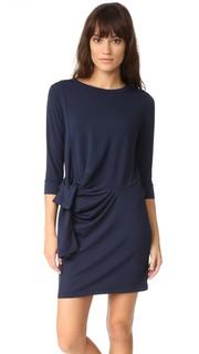 Платье с завязками сбоку 525 America
