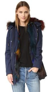 Пальто-карго Jocelyn