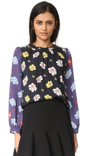 Блуза Flora Warm