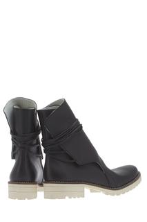 Кожаные ботинки Razgulyaev x Blagonravova