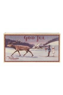 Подарочный набор мыла «Рождественский олень», 2х140gr Victoria Soap