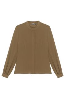Однотонная блузка Arapkhanovi