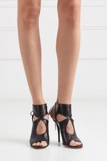 Кожаные туфли  Sexy Thing Aquazzura