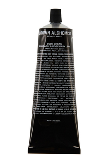Крем для тела «Мандарин и розмарин» 120ml Grown Alchemist