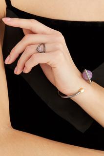 Кольцо с аметистом Uribe