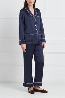 Шелковая пижама Coco Olivia von Halle