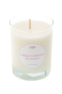 Ароматическая свеча Fresh Currant Kobo Candles