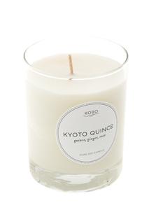 Ароматическая свеча Kyoto Quince Kobo Candles