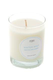Ароматическая свеча Water Mint Kobo Candles