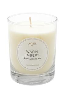 Ароматическая свеча Warm Embers 312гр. Kobo Candles
