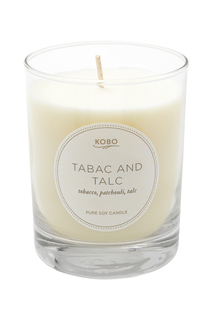 Ароматическая свеча Tabac and Talc 312гр. Kobo Candles