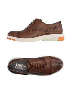 Обувь на шнурках Anthony Miles
