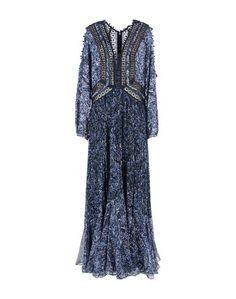 Длинное платье Rebecca Taylor