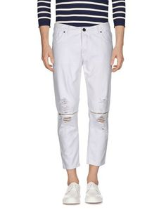 Джинсовые брюки-капри #Msm