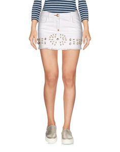 Джинсовая юбка Philipp Plein