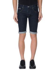 Джинсовые бермуды Armani Jeans