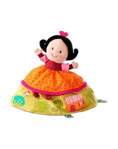Куклы и мягкие игрушки Lilliputiens
