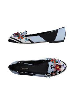 Мокасины Dolce & Gabbana