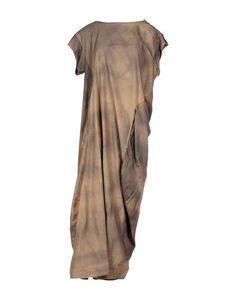 Длинное платье Andrea YA Aqov