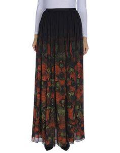 Длинная юбка Marcelo Burlon