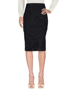 Юбка длиной 3/4 IO Couture