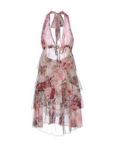 Платье до колена Fisico Cristina Ferrari