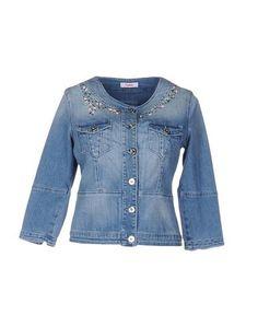 Джинсовая верхняя одежда Blugirl Folies