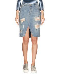 Джинсовая юбка Silvian Heach
