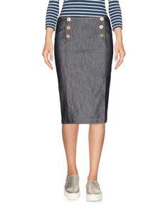 Джинсовая юбка NEW York Industrie