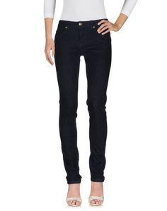 Джинсовые брюки Burberry Brit