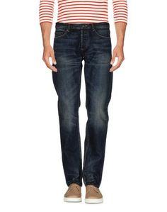 Джинсовые брюки Burberry Prorsum