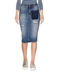Джинсовая юбка 2 W2 M