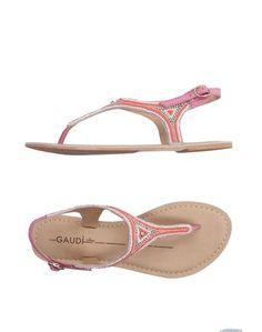 Вьетнамки Gaudi Shoes