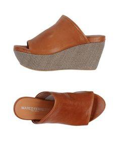 Домашние туфли Marco Ferretti