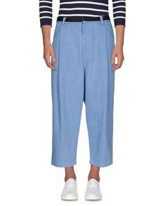 Джинсовые брюки General Idea