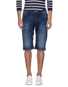 Джинсовые шорты Vivienne Westwood Anglomania LEE