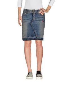 Джинсовая юбка Dkny Jeans