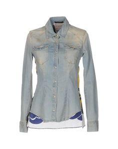 Джинсовая рубашка Pinko Black